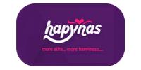 Hapynas coupons