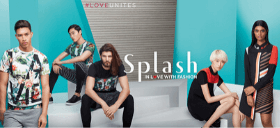 Use Splash Fashion Coupon: SP955 & Get Extra 10% OFF