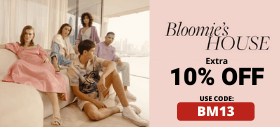 BloomingDales Spring/Summer 2021: Get Up to 70% + Extra 10% Discount on Fashion wear