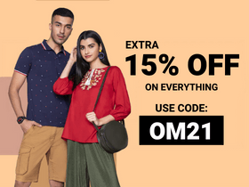 Ontime Exclusive Coupon Code: Get Extra 15% OFF on Everything