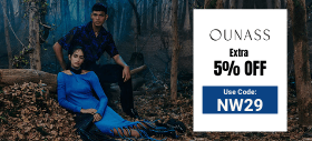 Ounass Final Sale: Get Up to 70% OFF + Extra 5% OFF on Selected Products